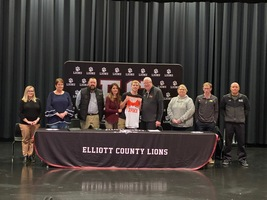 Ison Signs with UPike