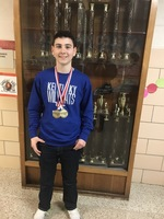 ECMS Student Advances to State Governor's Cup Finals