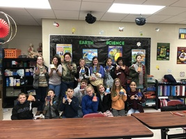 Lakeside Elementary 6th Graders Learn About Electricity