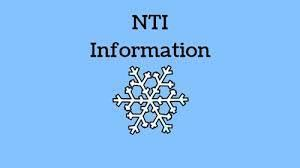 NTI Day Information