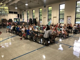 Isonville Elementary First Day
